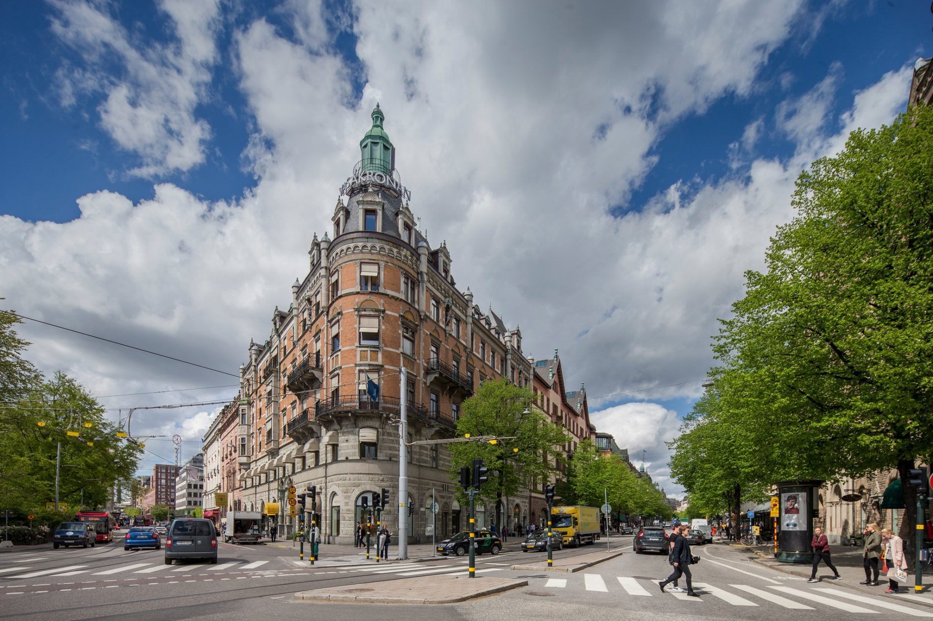 Birger Jarlsgatan Stockholm