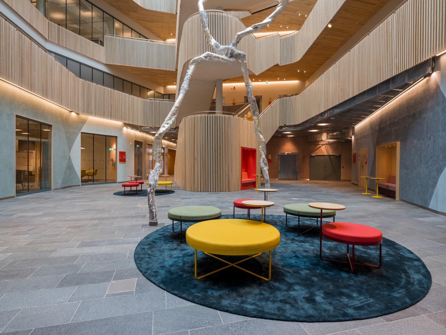 Hubben - Uppsala Science Park