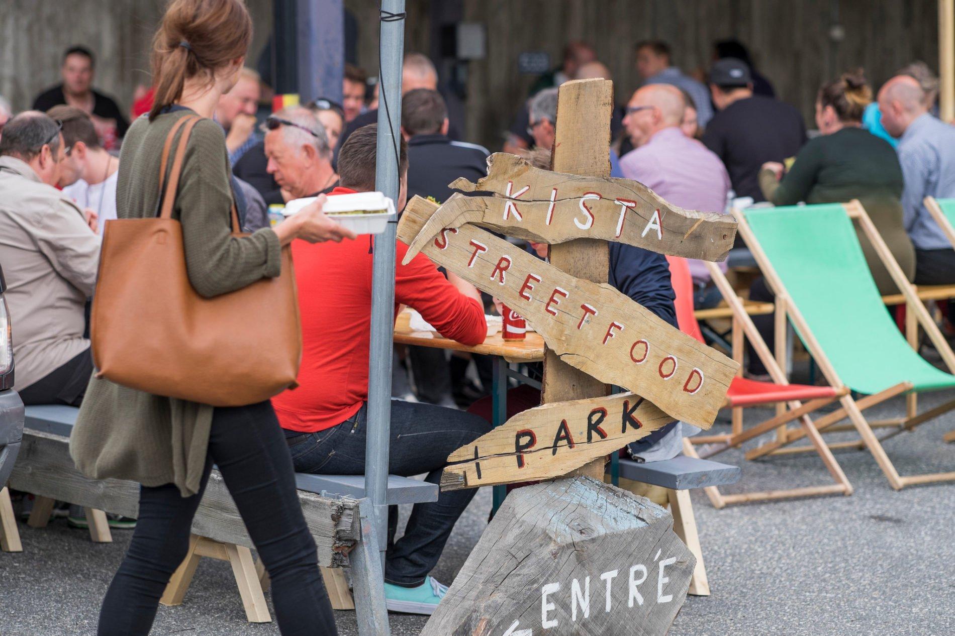 Kista Streetfood Park
