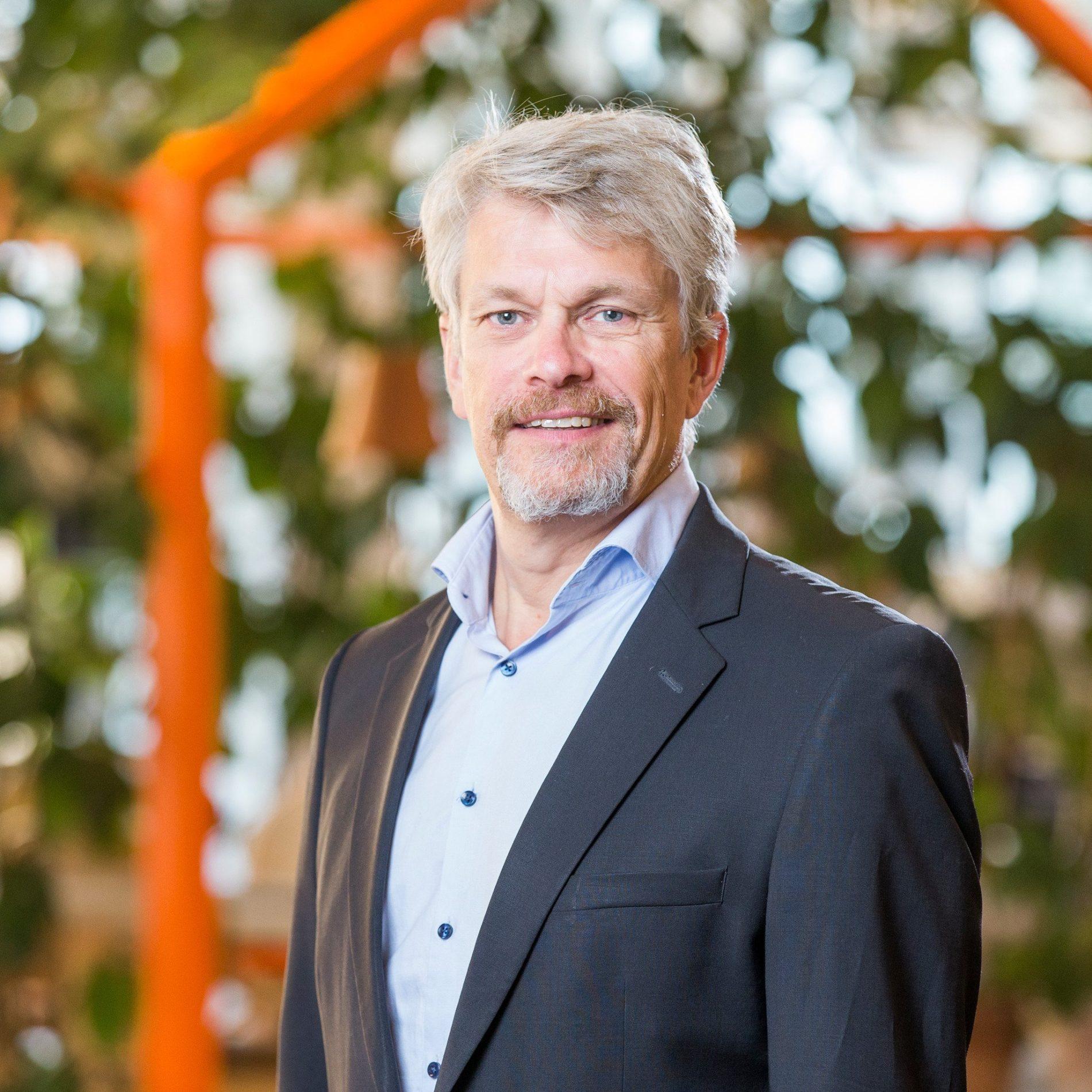 Per Thiberg, chef affärsutveckling