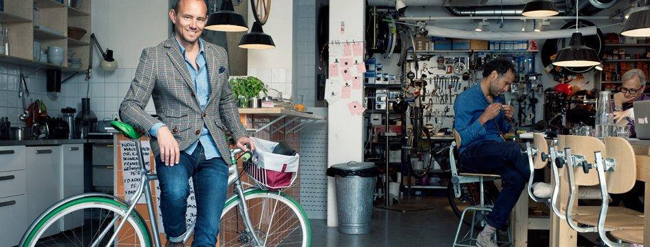 Tomas Grönqvist - Cykelfantasten