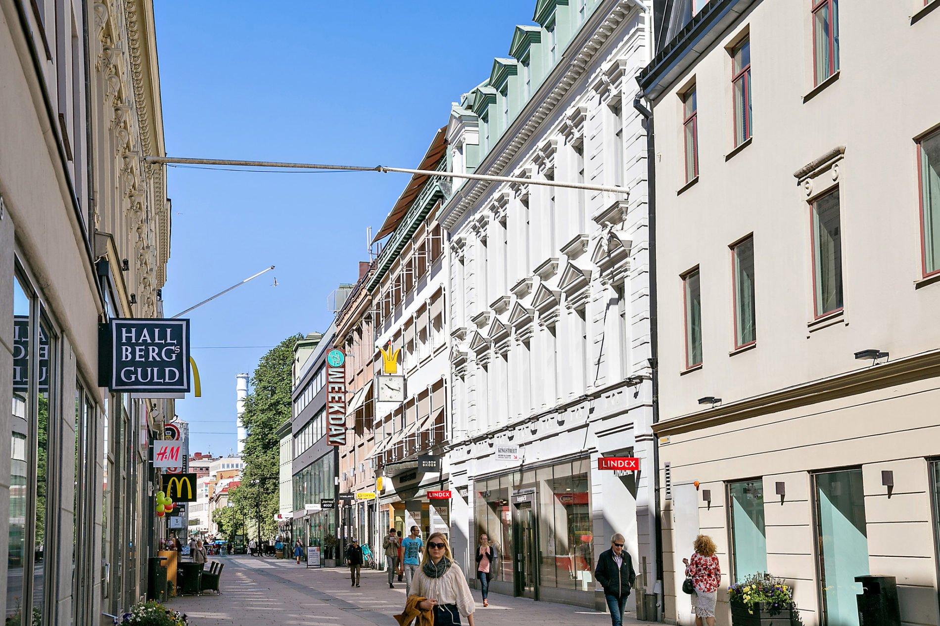Kungsgatan Göteborg