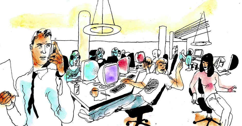 Det digitala arbetslivet