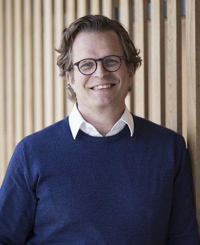 Fredrik Svartling, VD på Afound
