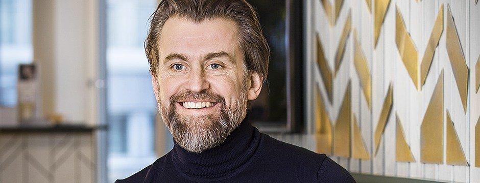 Jesper Örtengren, ansvarig handel, Vasakronan