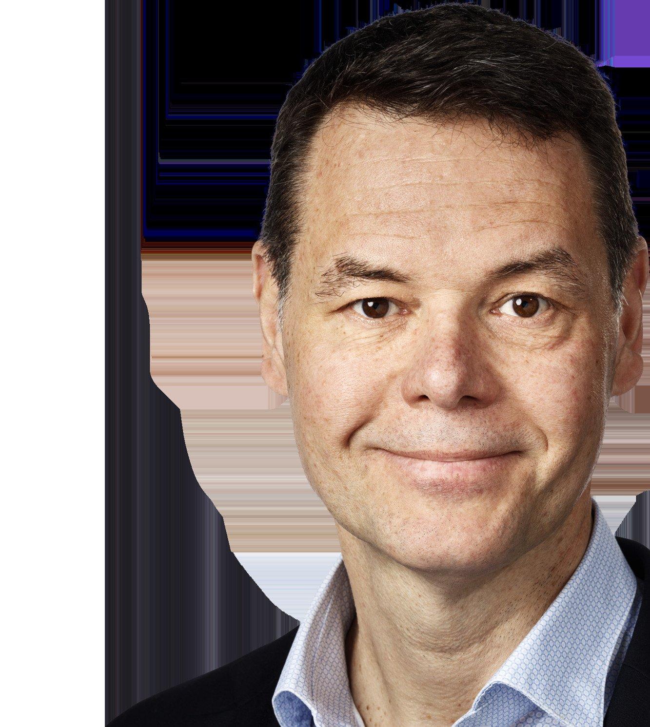 Robert Felczak, ny centrumchef för Triangeln i Malmö