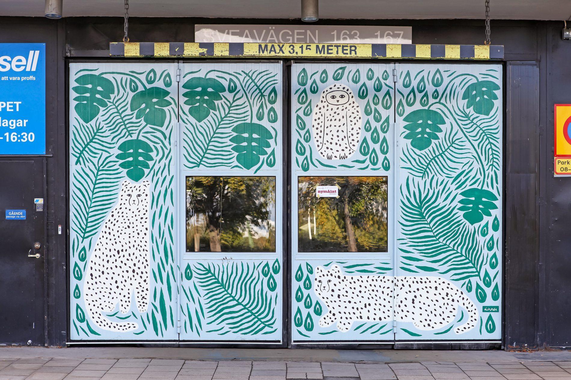 """Verk från """"ArtMadeThis Stockholm"""