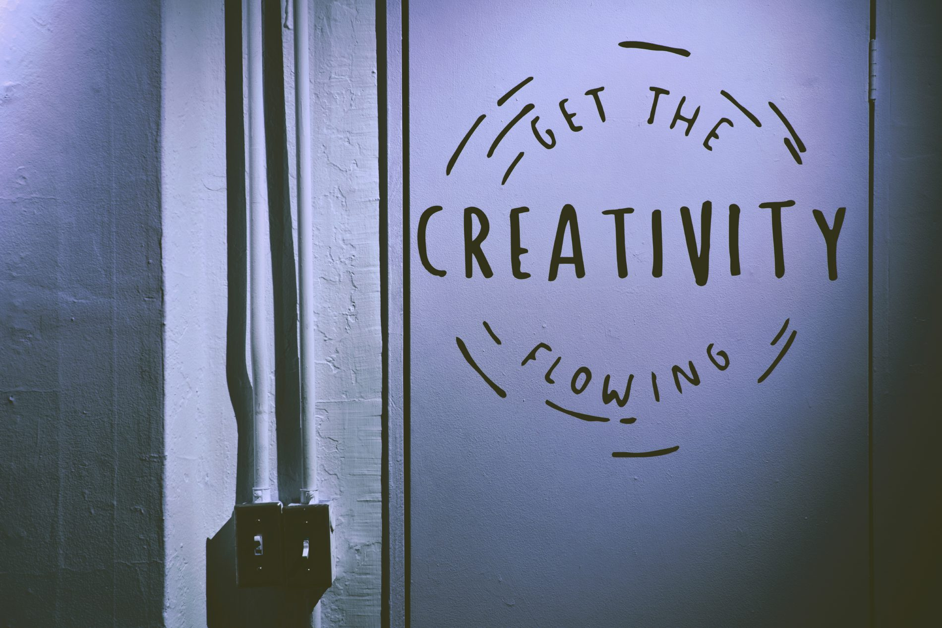 Rum för kreativitet