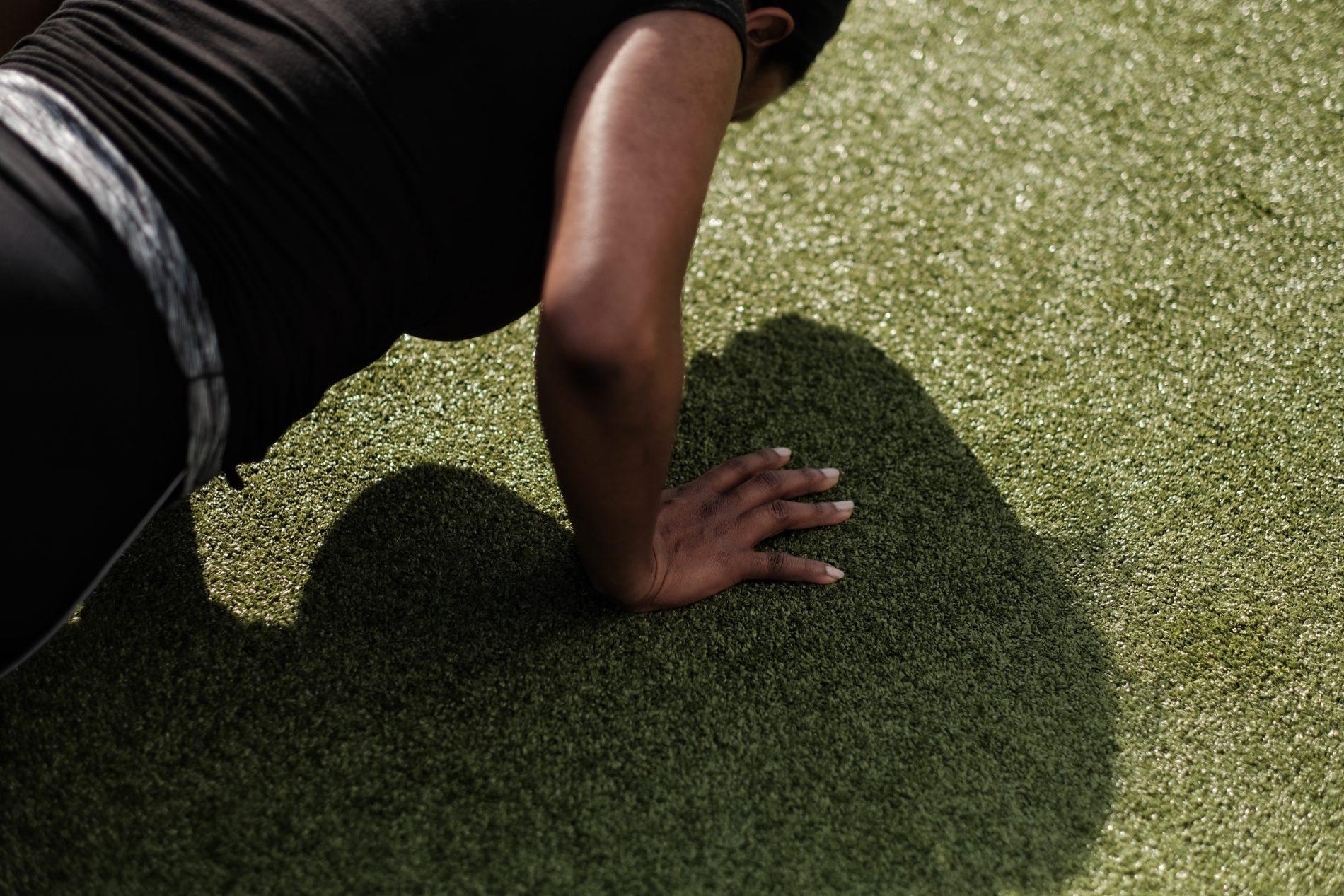 Hötorgsterrassen träning