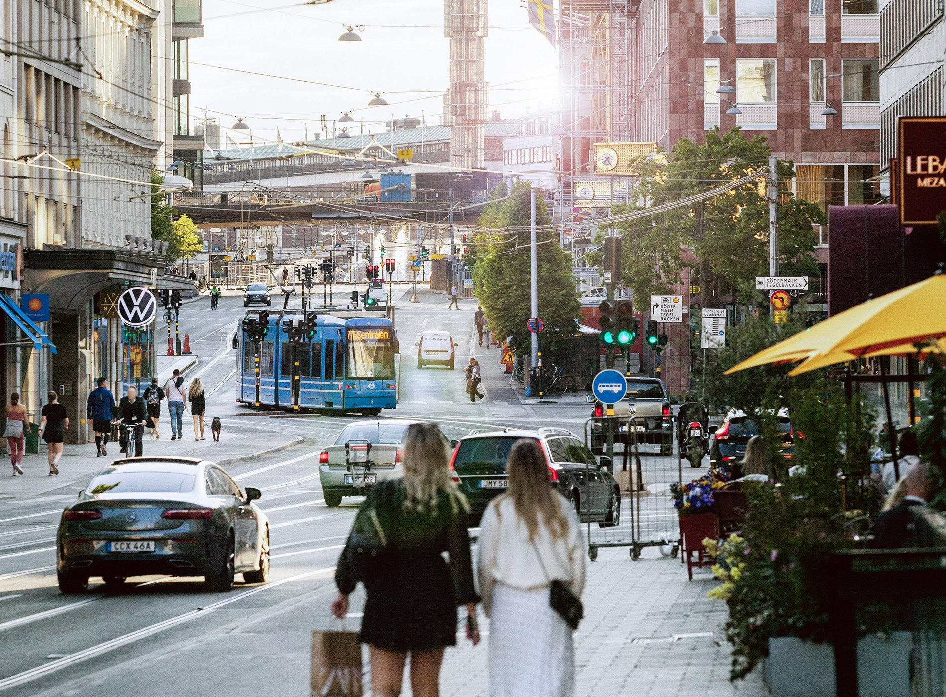 Hamngatan Stockholm