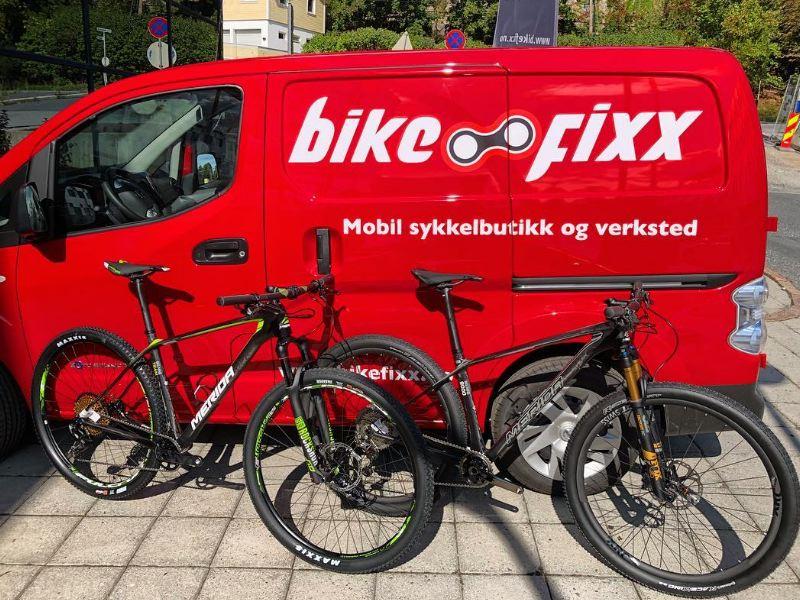Bike fixx servicebild